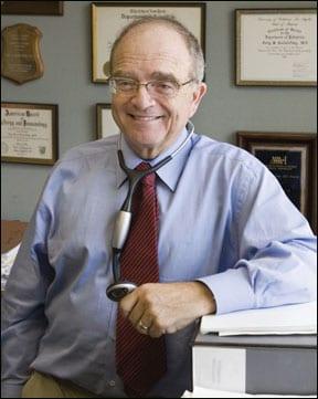 Dr. Rachelefsky's Story