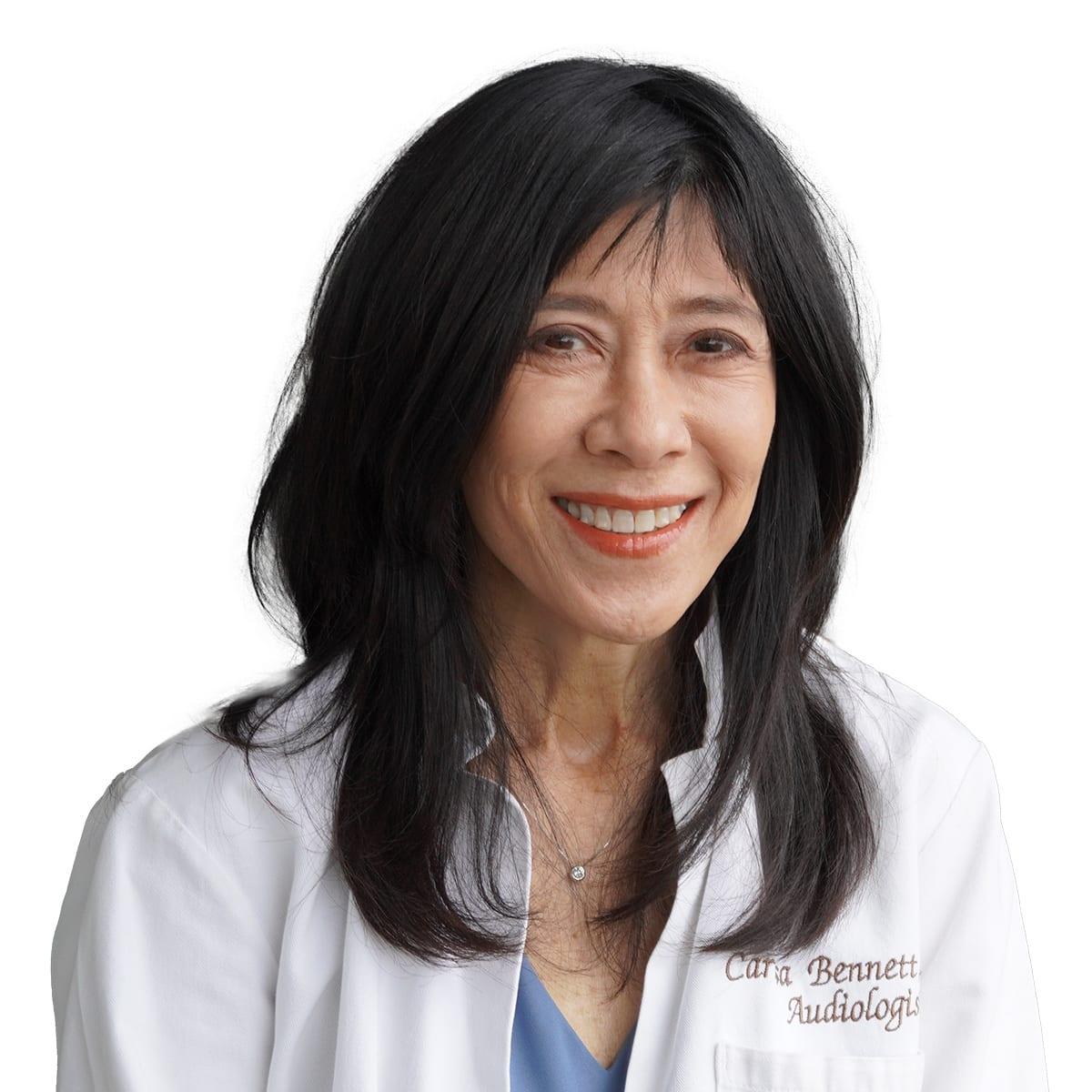 Dr Carissa Bennett Bio Image